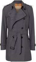 Burberry Short Chelsea Fit Trench Coat