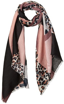 San Diego Hat Company BSS3701 (Pink) Scarves