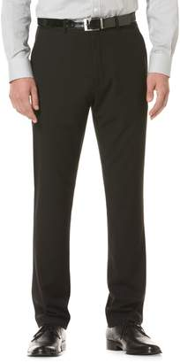 Perry Ellis Portfolio Slim-Fit Solid Herringbone Pant