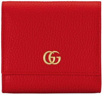 Gucci GG Marmont Leather Wallet