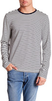 Nautica Long Sleeve Stripe Tee