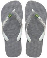 Havaianas Mens Brasil Mix Flip Flops-UK 11-12