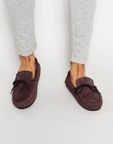 Dunlop Suede Slippers
