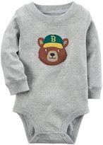 Carter's Baby Boy Bear Applique Bodysuit