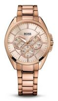 Hugo Boss 1502360 Chronograph Rose Gold-Plated Stainless Steel Watch One Size Assorted-Pre-Pack