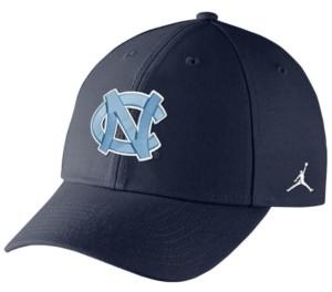 Jordan Big Boys North Carolina Tar Heels Logo Adjustable Cap