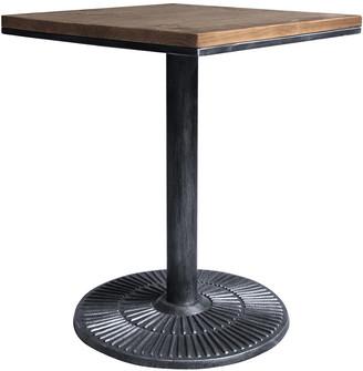 Armen Living Talia Industrial Table