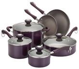 Paula Deen Porcelain Enamel 10 Piece Cookware Set