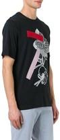 Paul & Joe Men's Black Cotton T-shirt.