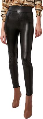 N. Gigi Leather Leggings