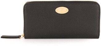 Mulberry zip-around wallet