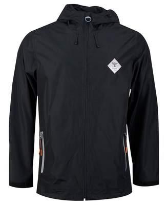 Barbour Beacon Beacon Mound Light Waterproof Jacket Colour: BLACK, Siz