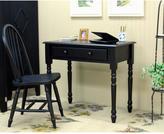 Carolina Cottage Bella Desk in Antique Black