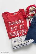 Forever 21 FOREVER 21+ Babes Do It Better Tee
