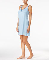 Alfani Loop-Front Printed Chemise, Only at Macy's