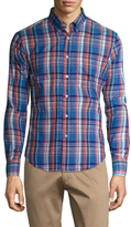 Naked & Famous Denim Plaid Regular Sportshirt