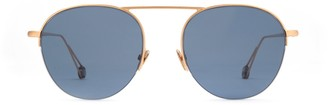 AHLEM Place Wagram Rose Gold Sunglasses