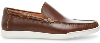 Steve Madden Payback Tan Leather