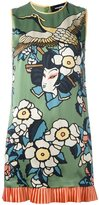 DSQUARED2 'Cherry Blossom' dress - women - Silk - 42