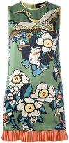 DSQUARED2 'Cherry Blossom' dress - women - Silk - 42