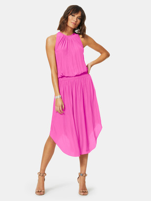 Ramy Brook Audrey Sleeveless Midi Dress