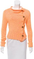 Vivienne Westwood Cropped Knit Sweater