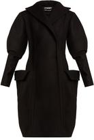 Jacquemus Le Manteau Grandes Poches wool coat