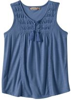 Speechless Girls 7-16 Solid Knit Tank Top