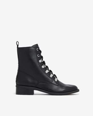 Express Lace-Up Combat Boots