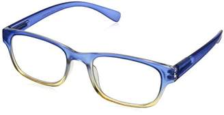 Peepers Unisex-Adult Seaside 364125 Square Reading Glasses