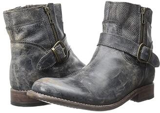 Bed Stu Becca (Black Lux) Women's Boots