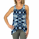 PL MOVEMENT BY PINK LOTUS PL Movement By Pink Lotus Jersey Tank Top