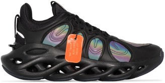 Li-Ning Arc Ace holographic panel sneakers