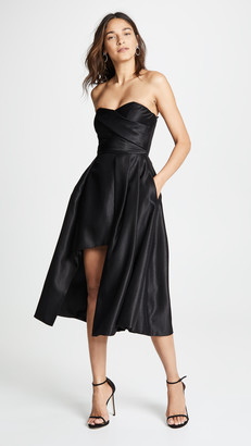 Black Halo Caine Dress