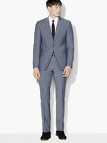John Varvatos Jake Dynamic Weave Suit