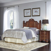 Asstd National Brand Rothwell Headboard and Nightstand