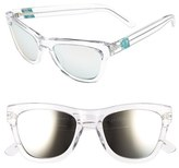 Westward Leaning Women's 'Pioneer' 53Mm Sunglasses - Crystal Shiny