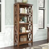 Signature Design by Ashley Burkesville 4-Shelf Bookcase
