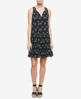 Sanctuary Printed V-Neck Dress