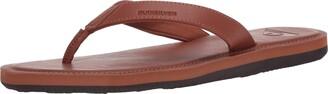 Quiksilver Men's Molokai Nubuck II Sandal