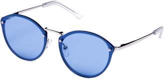 Cake Eyewear Tokyo 51MM Round Sunglasses