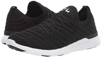 Athletic Propulsion Labs (APL) Techloom Wave (Black/White) Women's Shoes