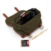 Uppercut Deluxe Wash Bag (Bag, Shave Cream, Moisturiser, Soap, Toothbrush)