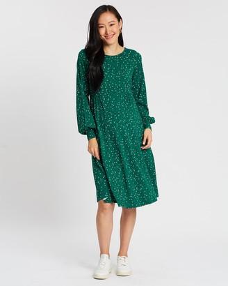 Isabella Oliver Maisy Maternity Dress