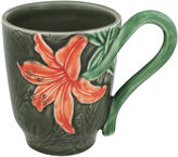 One Kings Lane Tropical Mug, Iris