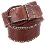 Roberto Cavalli Leather Waist Belt