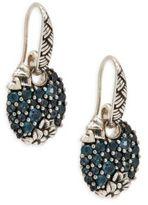 Stephen Dweck London Blue Topaz Dangle Earrings
