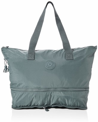 Kipling Imagine Pack Womens Tote Multicolour (Tile Print) 57x49x18 cm (B x H T)