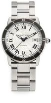 Cartier Ronde Croisiere de Stainless Steel Bracelet Watch