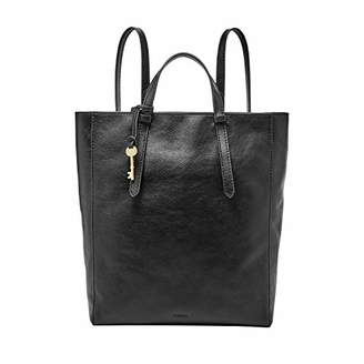 Fossil Women's Camilla Leather Convertible Backpack Handbag